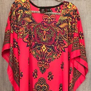 Woman's beautiful blouse /cover up NWOT